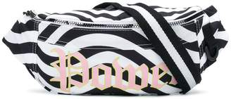House of Holland wavy print Power belt bag
