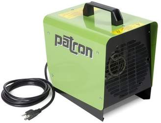 Patron E-Series 1,500 Watt Portable Electric Fan Utility Heater