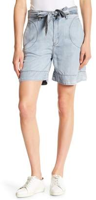 Diesel Waist Tie Relaxed Shorts