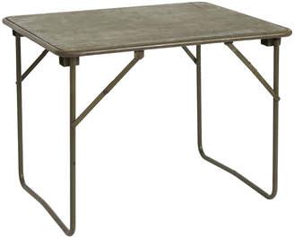 Rejuvenation Belgian Military Folding Campaign Table