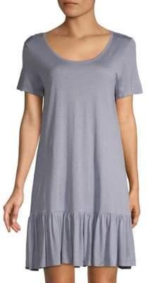 Hanro Short-Sleeve Nightgown