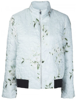 Moncler 'Magnolia' bomber jacket $1,905 thestylecure.com