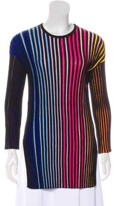 Kenzo Long Sleeve Striped Top