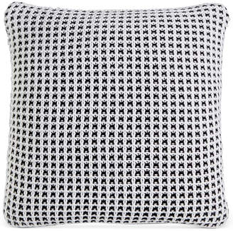 "Charter Club CLOSEOUT! Knit 20"" Square Decorative Pillow, Created for Macy's"
