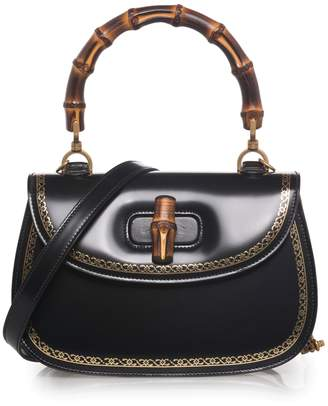Gucci Bamboo Classic Leather Tote