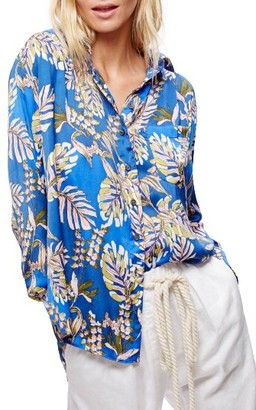 Women's Free People Under The Palms Shirt $98 thestylecure.com