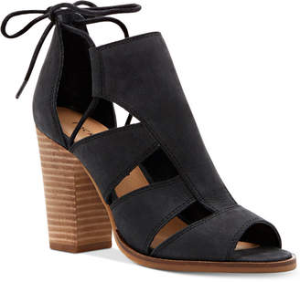 Lucky Brand Women's Lanita Heels Women's Shoes $119 thestylecure.com
