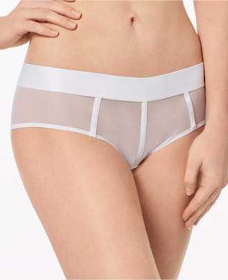 DKNY Sheers Mesh-Panel Hipster DK4942