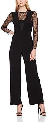 ffdacfa8146 Coast Women s Chi Wide-Leg Plain Long Sleeve Jumpsuit