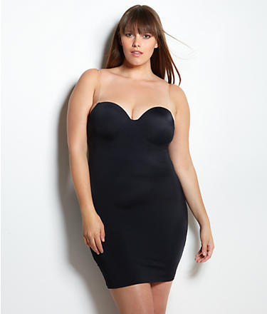 Nancy Ganz Firm Control Bust-Shaping Underwire Body Slip Shapewear