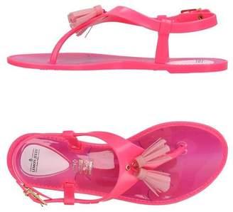 LEMON JELLY Toe post sandal