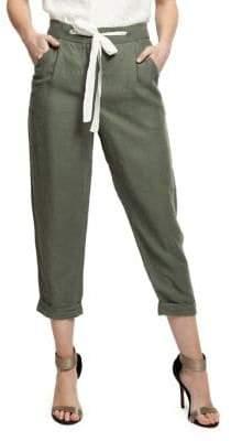 Dex Paperbag Drawstring Pants