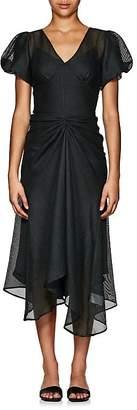 Ophelia HIRAETH Women's Mesh V-Neck Dress