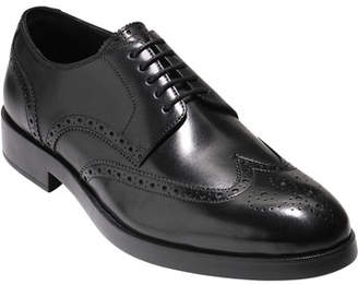 Cole Haan Harrison Wing-Tip Leather Oxford