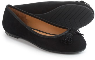 Me Too Cassi Ballet Flats - Leather (For Women) $34.99 thestylecure.com
