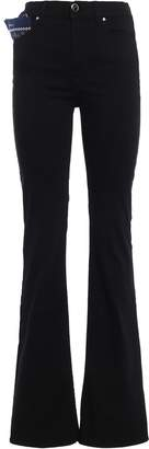 Jacob Cohen Linda High Rise Cotton Jeans