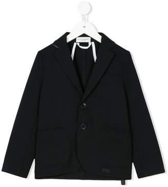Paolo Pecora Kids single breasted blazer
