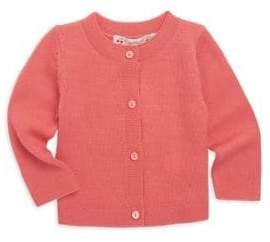 Bonpoint Baby Girl's& Little Girl's Wool Cardigan