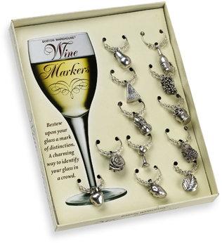 Dellarobbia Wine Markers (Set of 12)