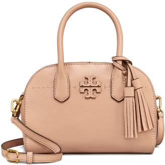 Tory Burch MCGRAW SMALL SATCHEL