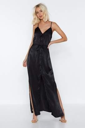 Nasty Gal Go the Distance Maxi Dress