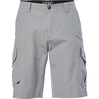 "Fox Men's Slambozo Standard Fit 22"" Canvas Cargo Short"