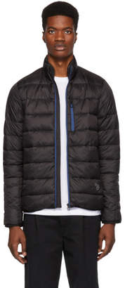 Paul Smith Black Down Quilted Jacket