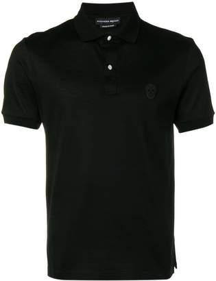 Alexander McQueen basic polo shirt