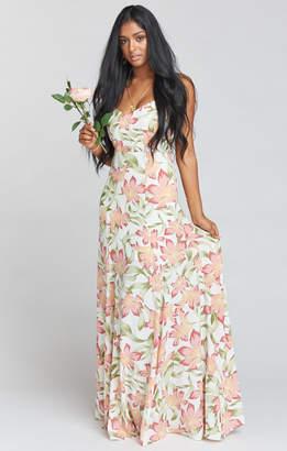 Show Me Your Mumu Godshaw Goddess Gown ~ Lily Lady