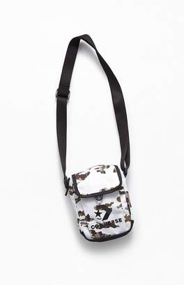 Converse Camo Crossbody Bag