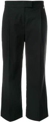 Twin-Set wide leg cropped pants
