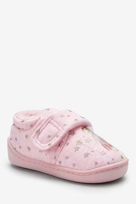 Next Girls Pink Fairy Slippers (Younger) - Purple