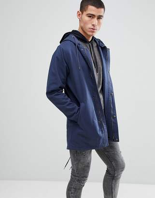 ONLY & SONS Cotton Twill Parka
