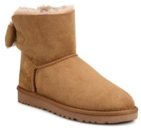 UGG Naveah Classic Bailey Short Boots $170 thestylecure.com
