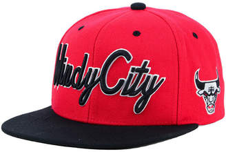 Mitchell & Ness Chicago Bulls Town Snapback Cap