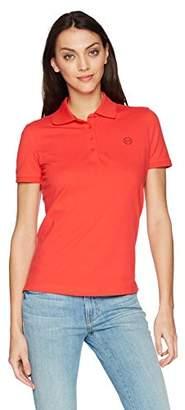 Armani Exchange A|X Women's Solid Logo Polo