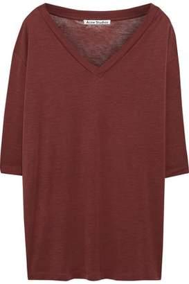 Acne Studios Behati Jersey T-Shirt