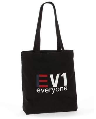 "EV1 from Ellen DeGeneres Canvas ""Everyone"" Market Tote"