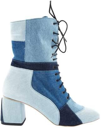 Amélie Pichard Cloth ankle boots
