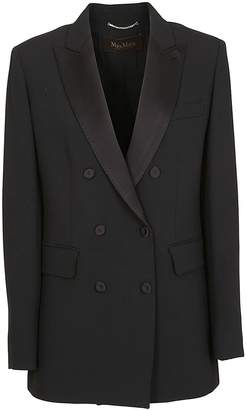 Max Mara Double Breasted Dinner Jacket