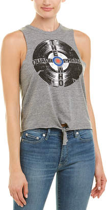 Chaser Tie-Front Muscle Tank