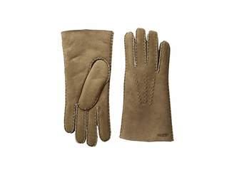 Hestra Sheepskin Gloves Dress Gloves