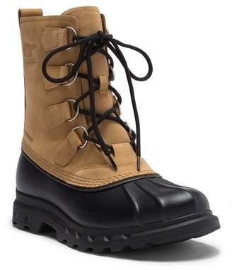 Sorel Portzman Classic Waterproof Leather Boot