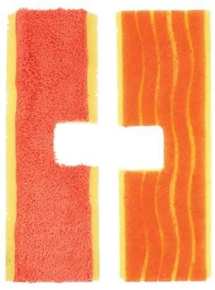 Good Grips OXO Double Sided Flip Mop Refill - Orange