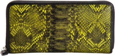 Posse Snake Embossed Wallet
