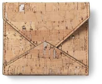Banana Republic Cork Envelope Card Case