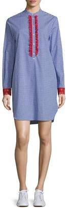 Tommy Hilfiger Women's Gingham Shirtdress