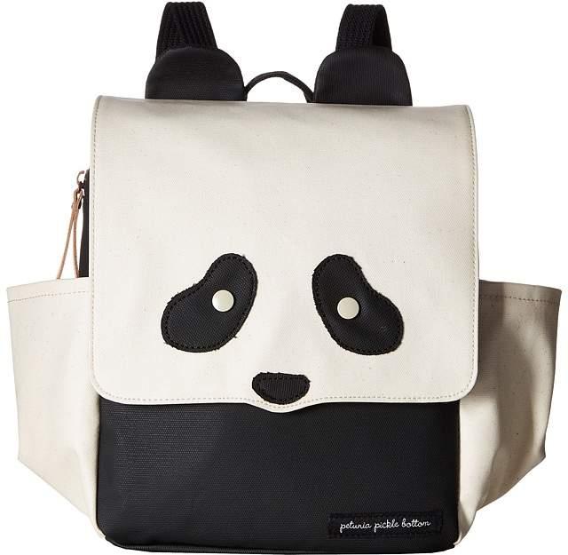 petunia pickle bottom Black Panda Mini Me Critter Pack