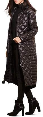 Ralph Lauren Packable Quilted Maxi Coat