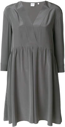 Aspesi V-neck mini dress